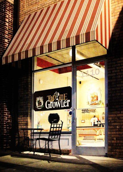 TapLine Growler - Where Craft is King